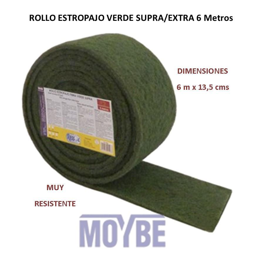 Estropajo Rollo Extra Fuerte (6mts.)