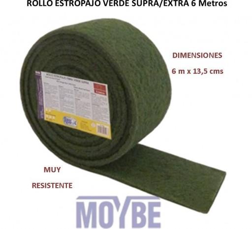 Estropajo Rollo Extra Fuerte (6mts.) [0]