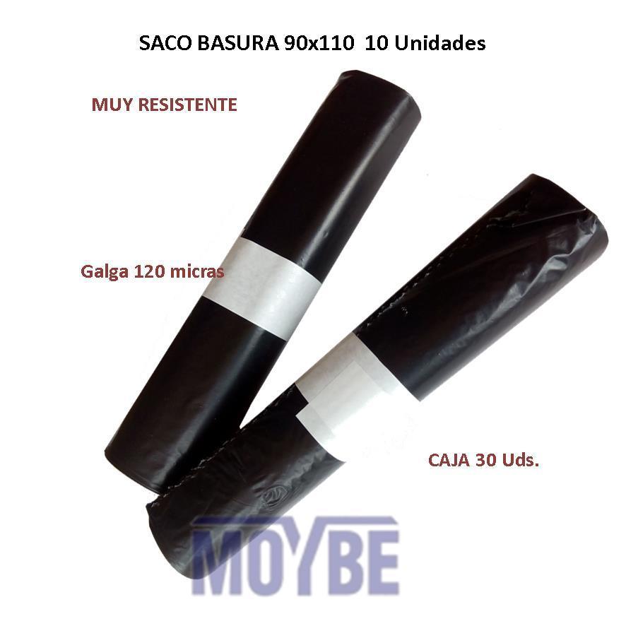 Saco de Basura Especial 90x110 (10 Unidades)