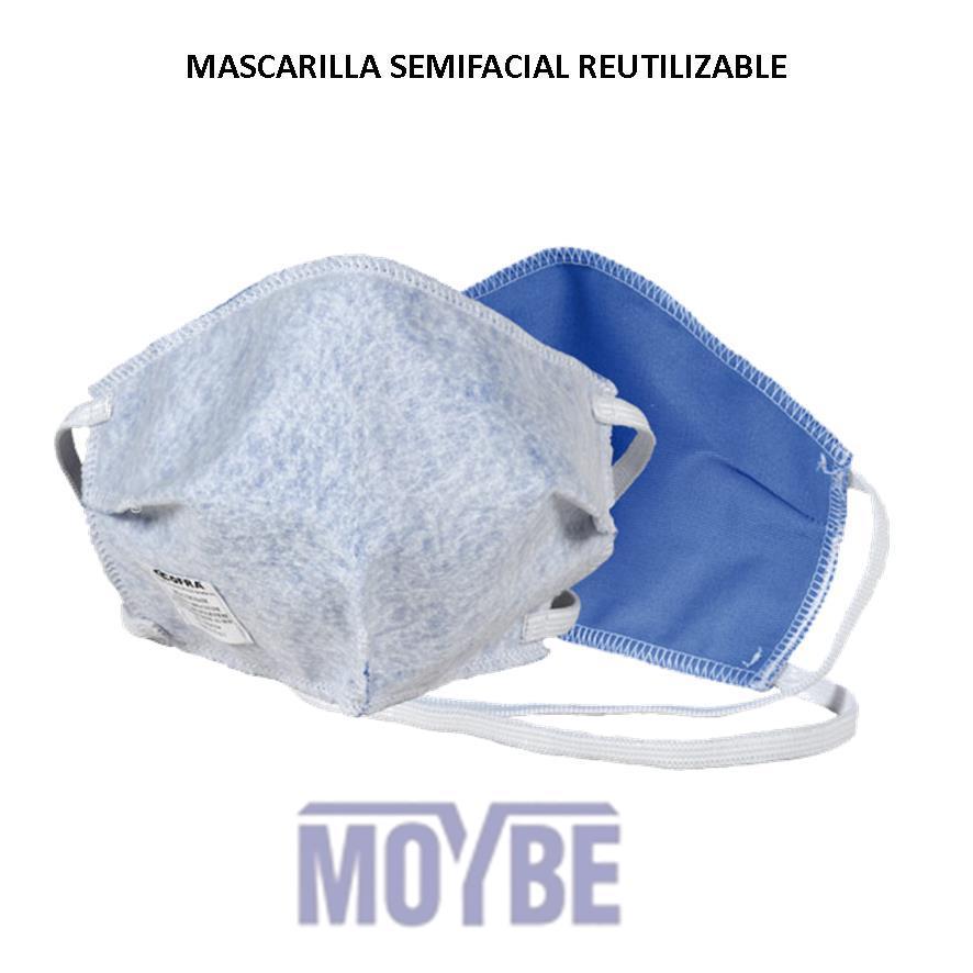 Mascarilla Facial Reutilizable HEALTH MASK