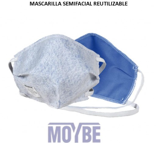 Mascarilla Facial Reutilizable HEALTH MASK [0]
