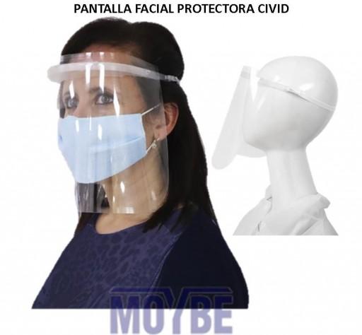Pantalla Facial Protectora COVID