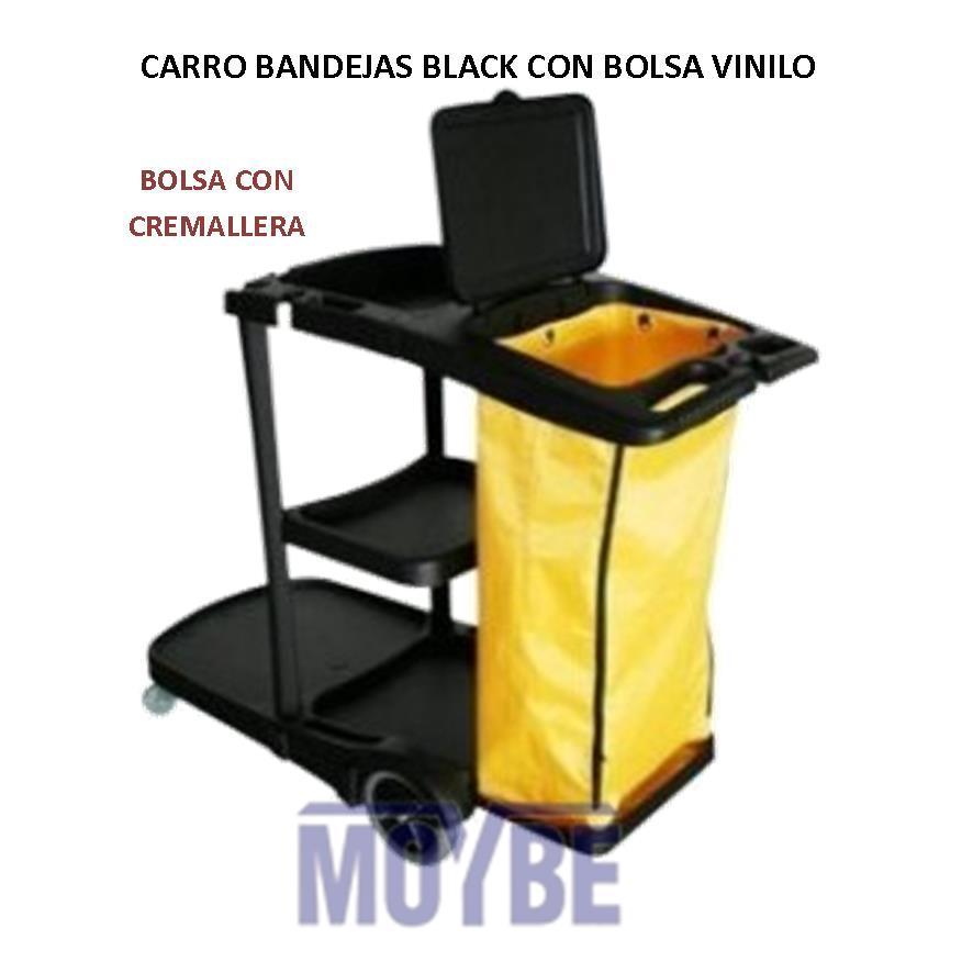 Carro Bandejas con Bolsa CARLIMP