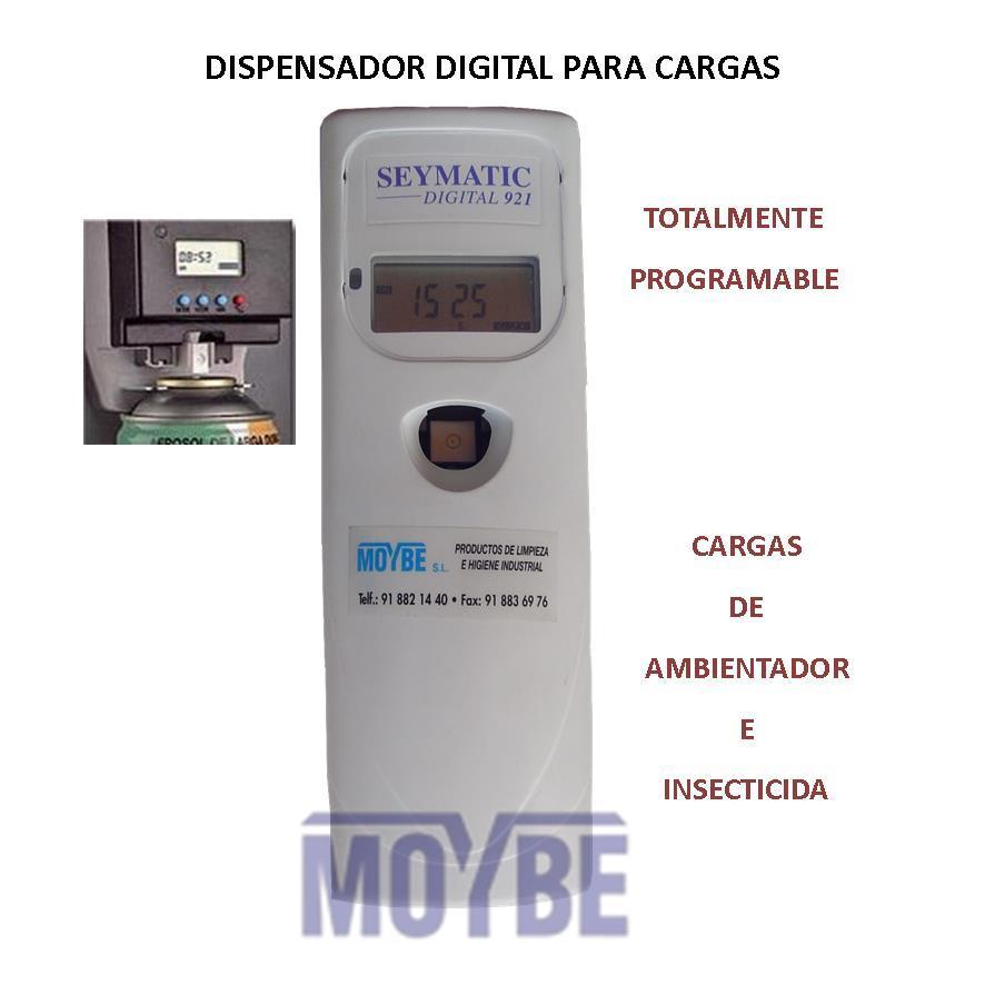 Dispensador Para Cargas Digital-921 SEYMATIC