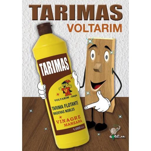 Limpiador Tarimas Vinagre Manzana VOLTARIN 1 Lt. [1]