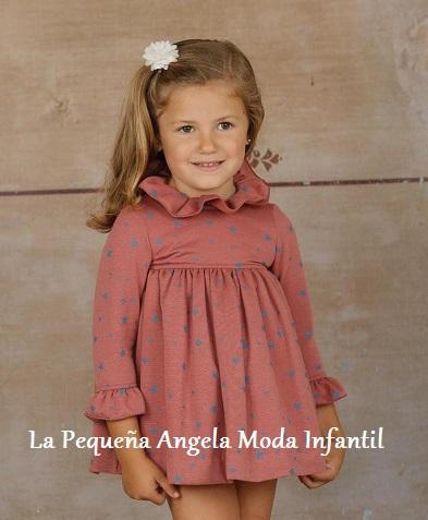 422  VESTIDO ESTRELLAS. LAPEPPA