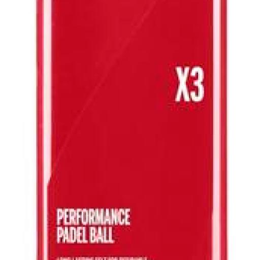 BOTE BOLAS WILSON x3 BALL