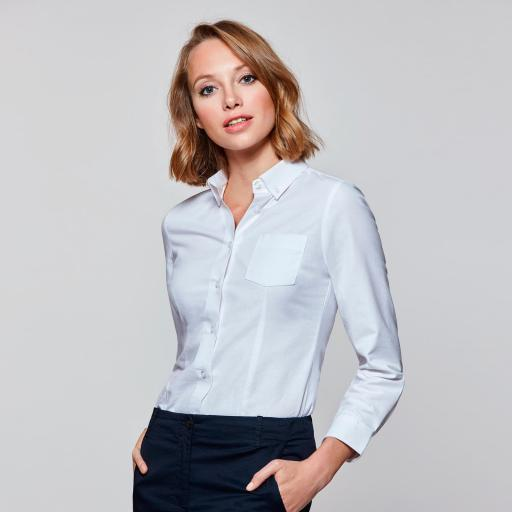 CAMISA OXFORD WOMAN (CM5068)