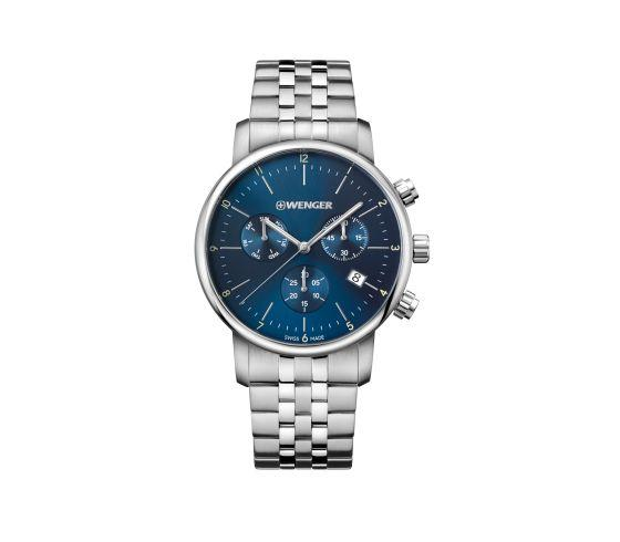Reloj Wenger Urban Classic Chrono 01.1743.105*