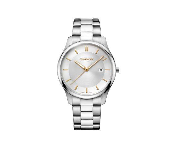 Reloj Wenger City Classic 01.1441.105  *