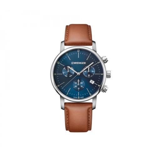 Reloj Wenger Urban Classic Chrono  01.1743.104 *
