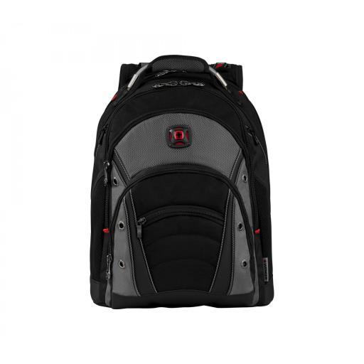 "Mochila  Wenger, Synergy 16"" Computer Backpack, Gray/Black  600635 * [3]"