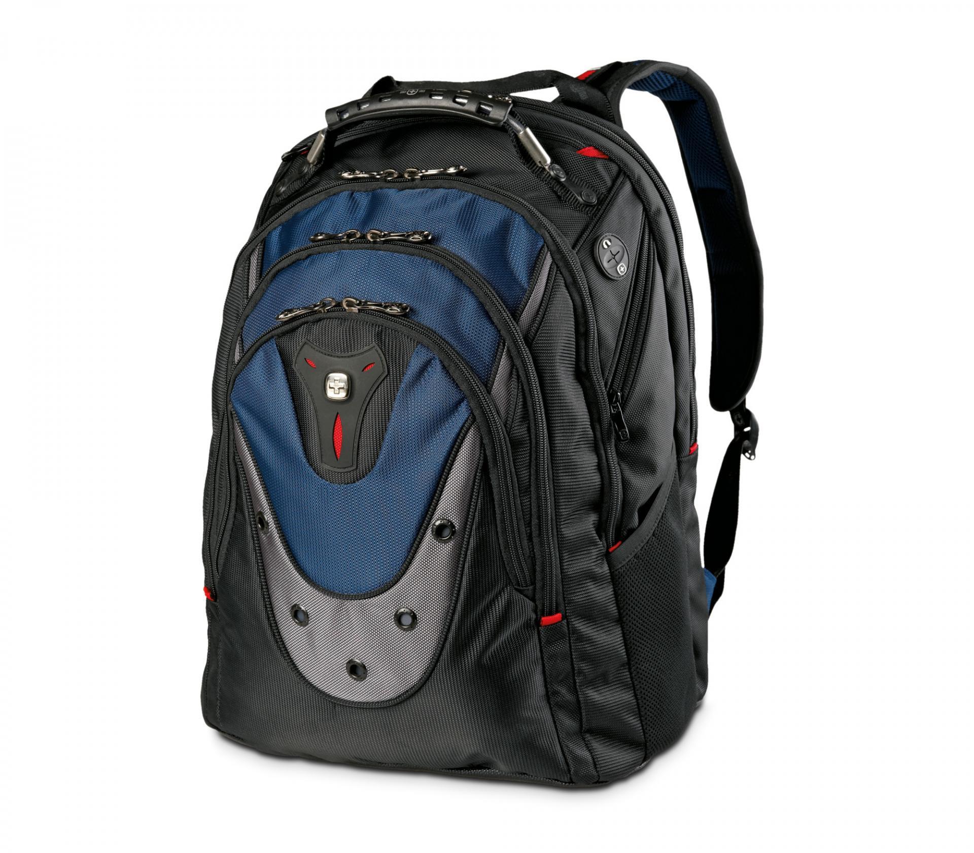 """Mochila Wenger Ibex 17"""" Computer Backpack 600638 *"""