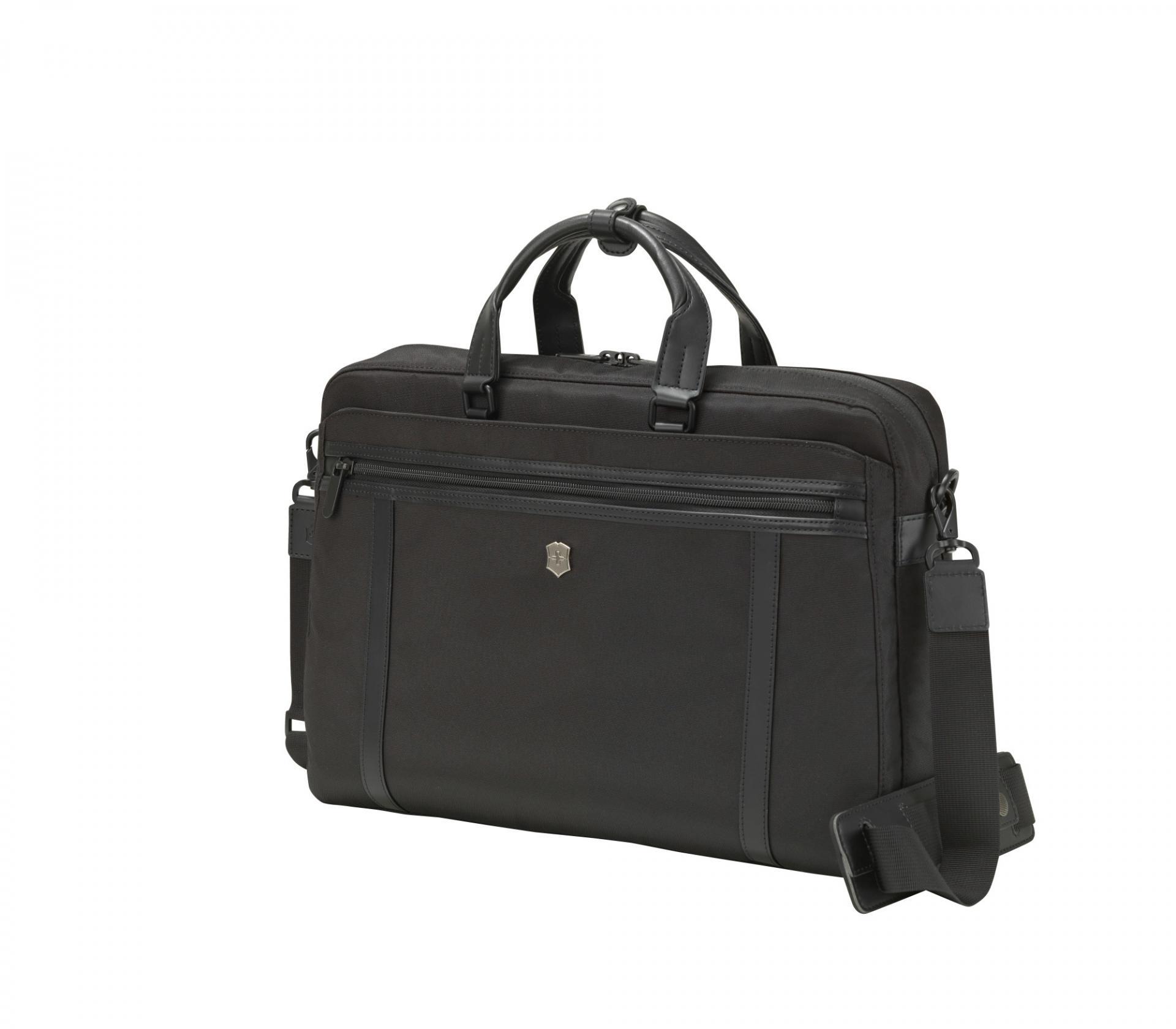 """Maletin Werks Professional 2.0, 13"""" Laptop Brief  Black 604989  *"""