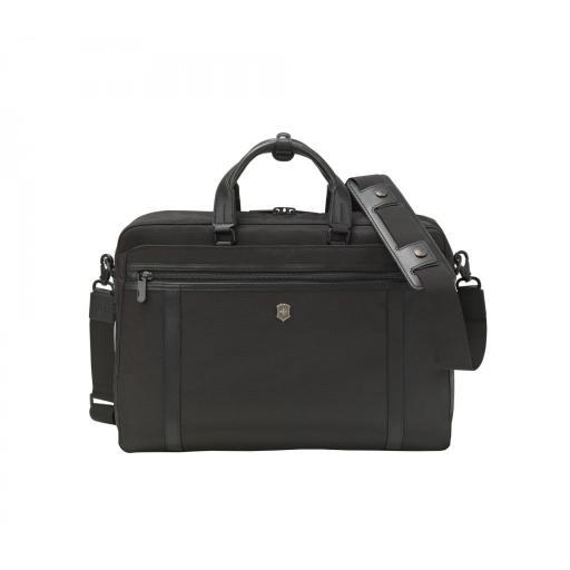 """Maletin Werks Professional 2.0, 13"""" Laptop Brief  Black 604989  * [1]"""