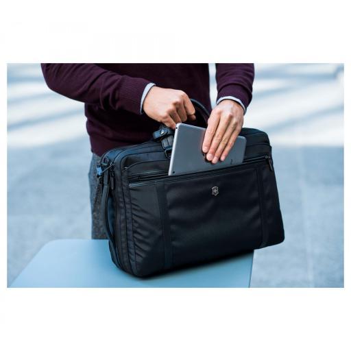 Maletin Victorinox Werks Professional 2.0, 2-Way Carry Laptop Bag 604987 * [2]
