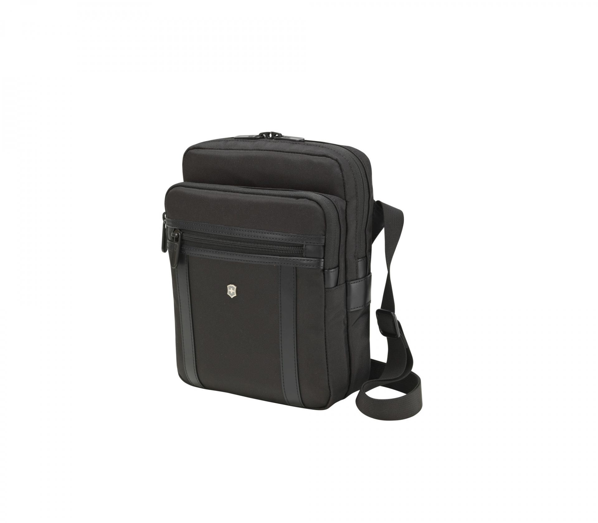 Bolso Victorinox Werks Professional 2.0, Crossbody Tablet Bag, Black 605327 *