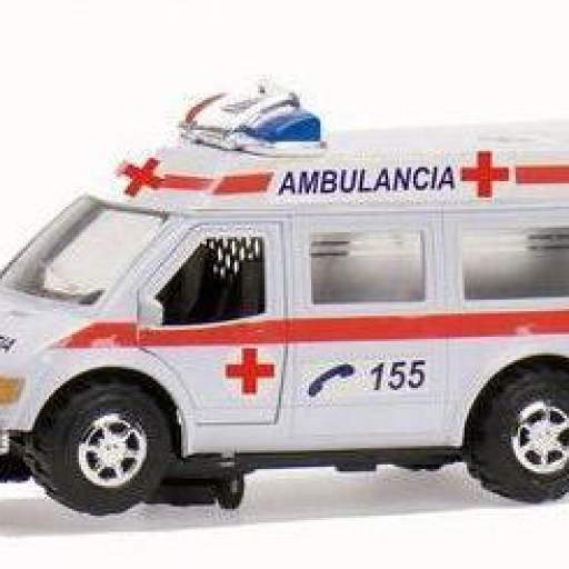 "AMBULANCIA TAURINA ""UVI MOVIL"""