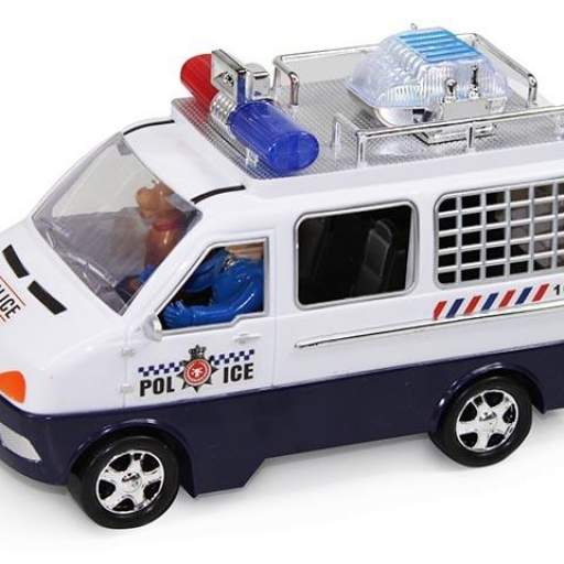 FURGON POLICIA PLAZA [0]