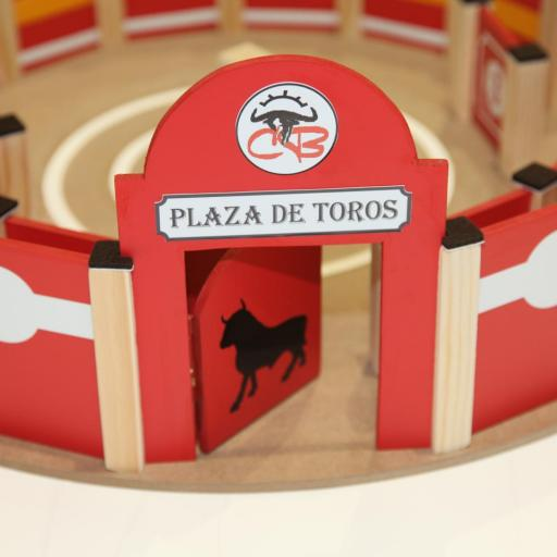 "PLAZA de TOROS ""CARABI"" [1]"