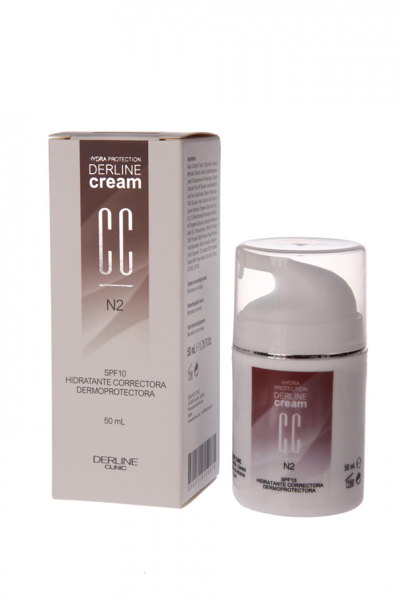 Hydra Protection Derline Cream CC2 50 ml