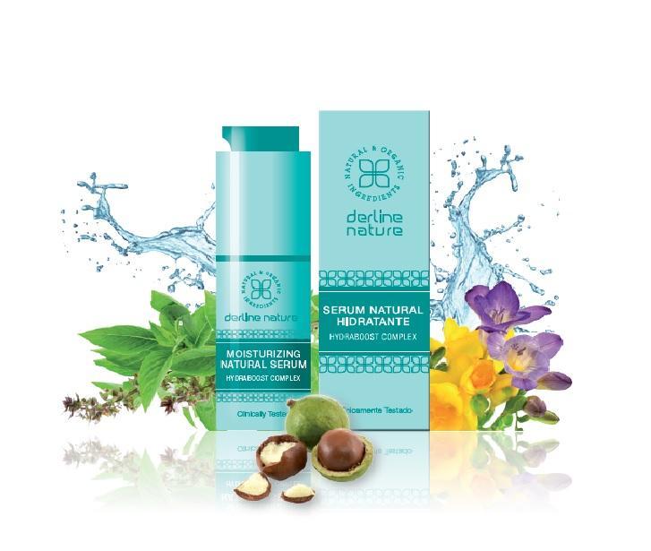 Serum Natural Hidratante 30 mL