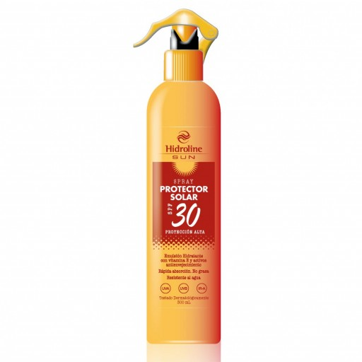 EMULSION SOLAR SPRAY SPF30 300 ML