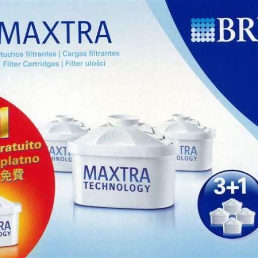 PACK 3 + 1 CARTUCHO MAXTRI BRITA [1]