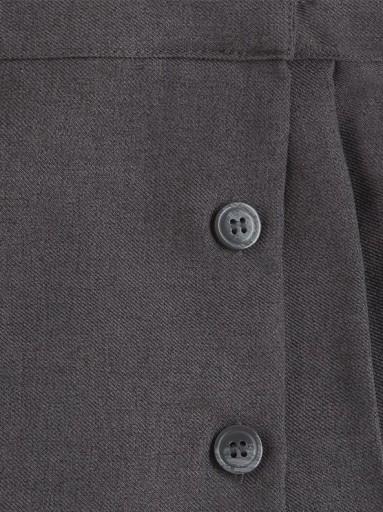 Falda mayoral plisada con tirantes para uniforme escolar 30920 [2]