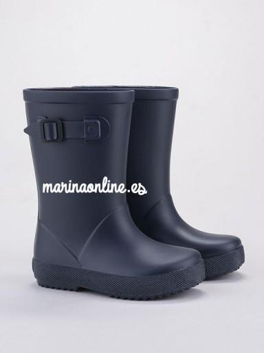 Botas de agua Splash Euri Marino 10256-003