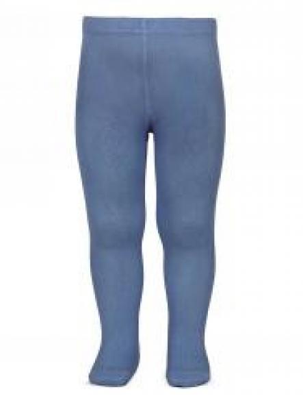 Leotardos Cóndor Punto Liso Azul Francia 449L