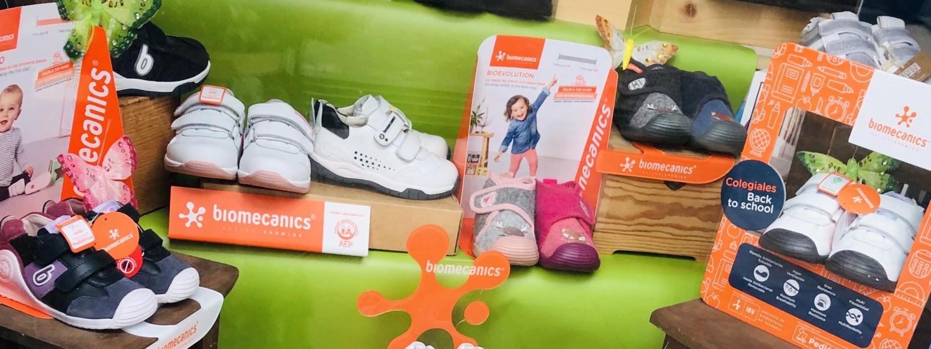 Calzado Infantil cómodo en marinaonline: Biomecanics & Pablosky