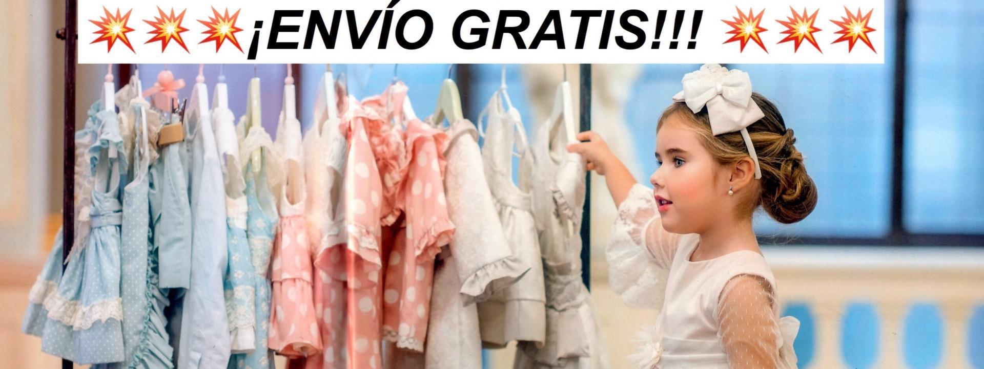 Estrena Vestido.... ¡y con ENVÍO GRATIS!!!