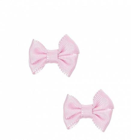Set de 2 Lazos  Rosa Pastel 21003