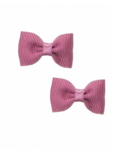Set de 2 lazos rosa palo 21027