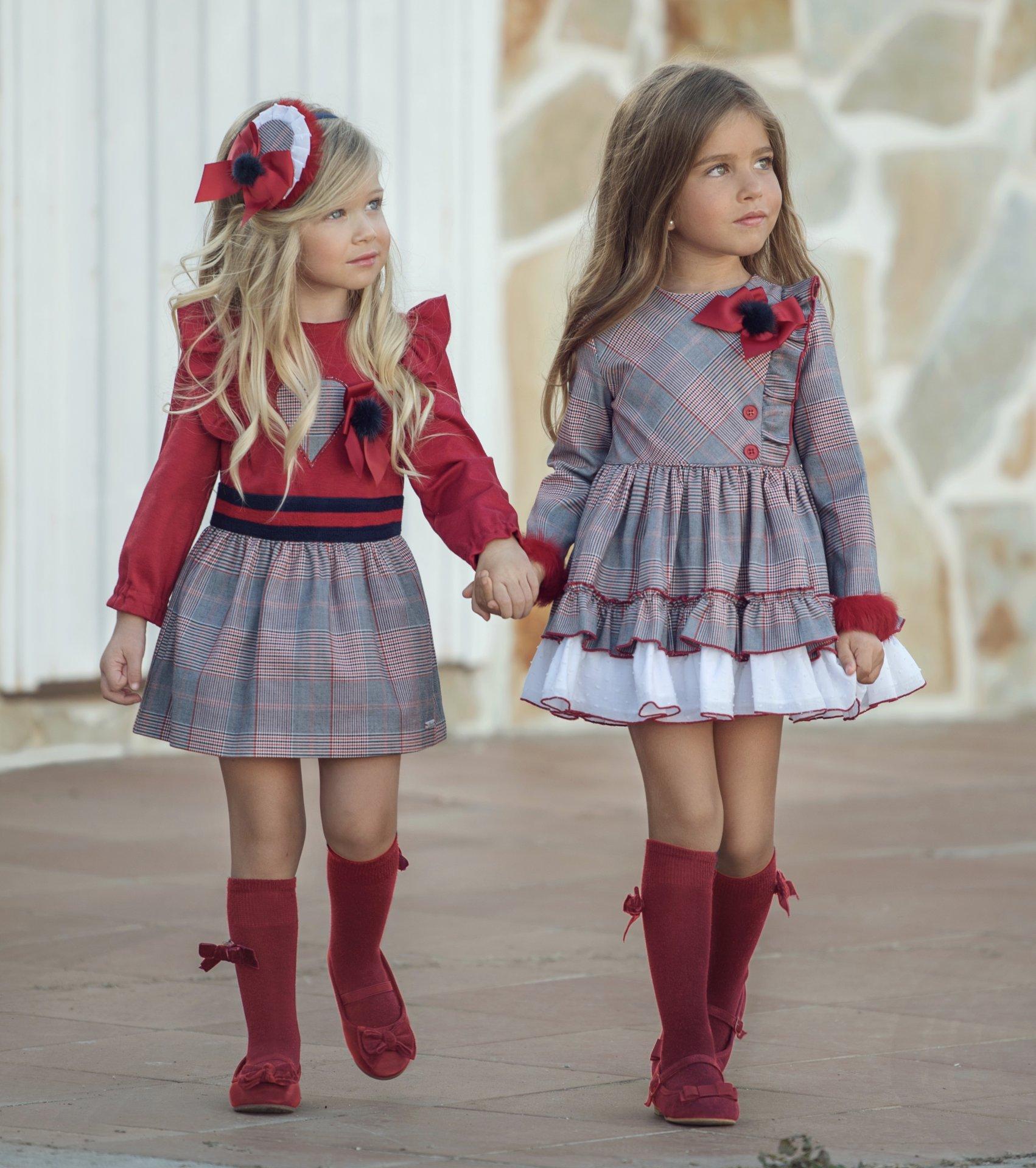 Miranda Textil es cosa de niños nueva Colección Otoño/Invierno marinaonline.es