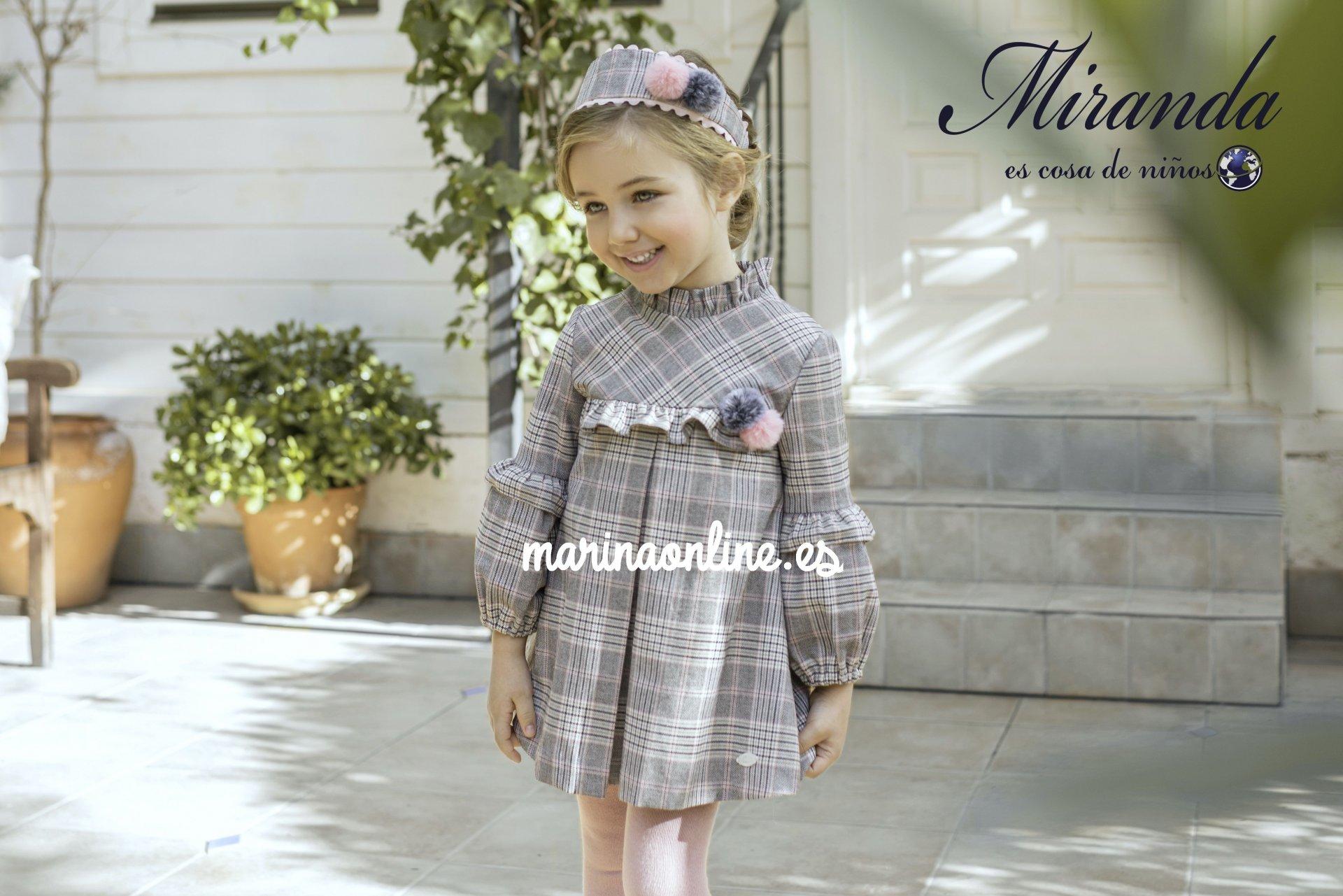 Marinaonline.es Miranda es cosa de niños Nueva Colección Otoño/Invierno 2021/22