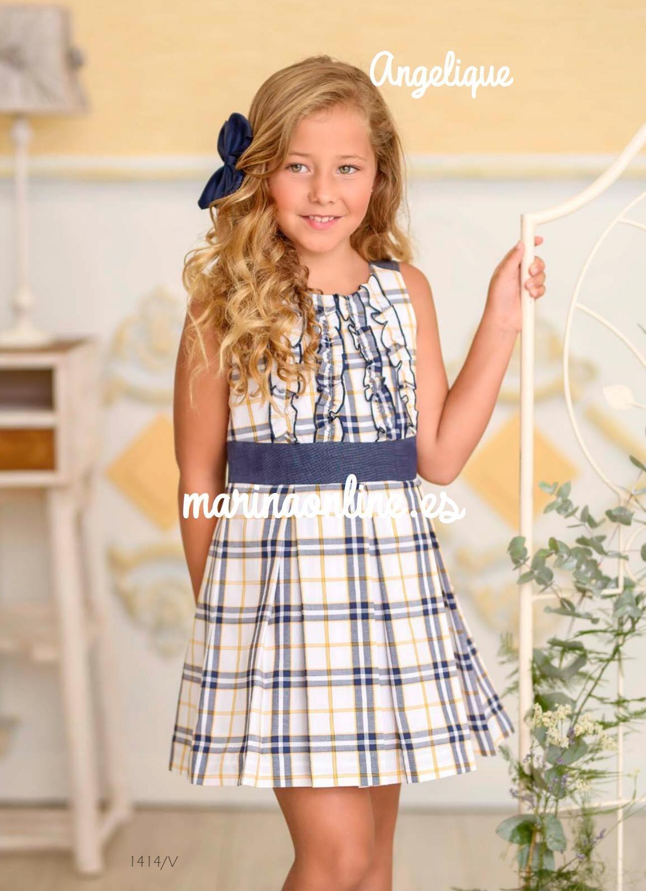 marinaonline.es moda infantil Miranda textil