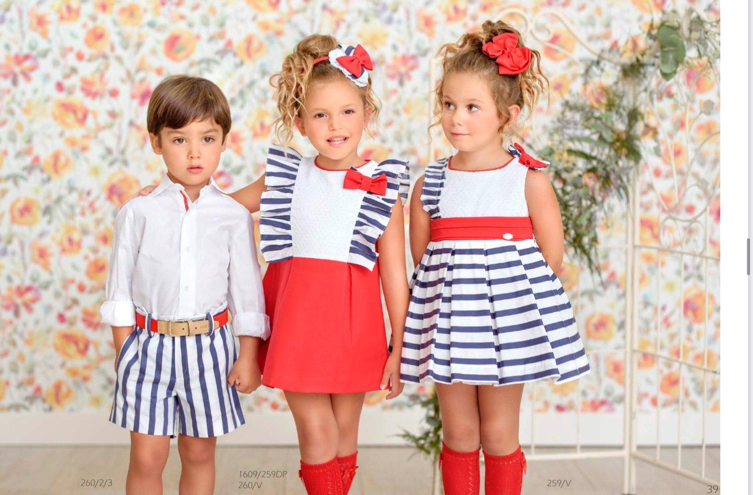Miranda moda infantil en marinaonline