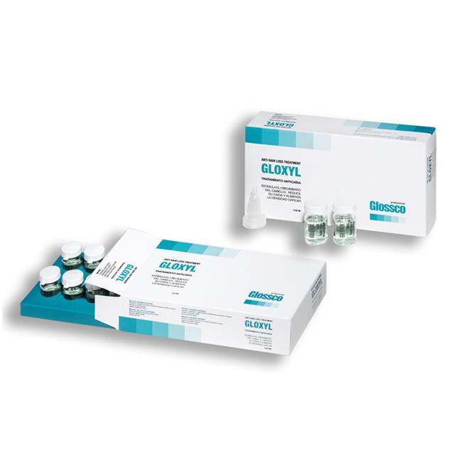 Ampollas Anticaida GLOXYL