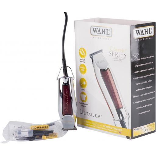 WAHL DETAILER 4150 CORTABARBAS Y CORPORAL EXTRA APURADO
