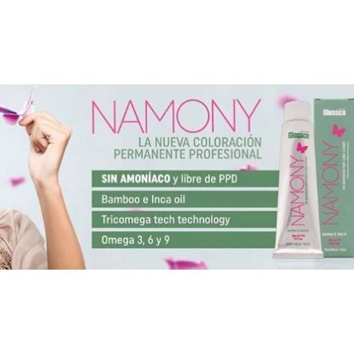 TINTE SIN AMONIACO NAMONY / GLOSSCO / TINTURA SIN AMONIACO [2]