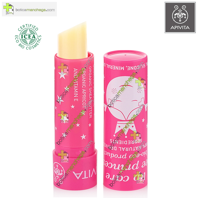 Apivita Lip Care BEE PRINCESS Bálsamo Labial Bio-Eco