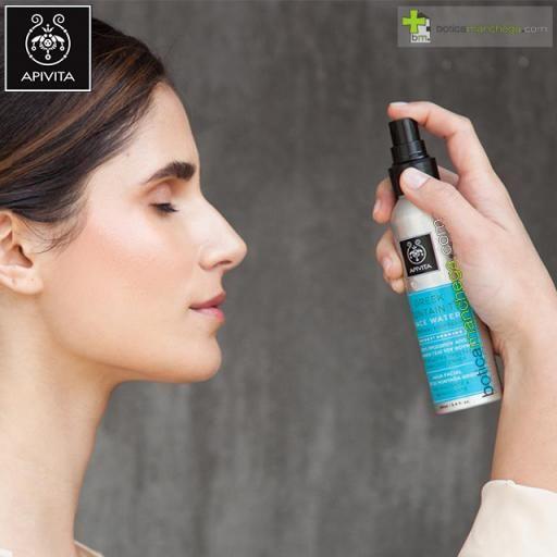 PROMO Agua Facial de Té de Montaña Griego Antioxidante y Refrescante Apivita, 100 ml + REGALO ESPECIAL Mascarilla Facial, 8 ml [2]