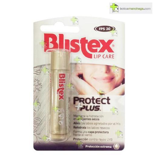Protect Plus SPF30 Bálsamo Labial Blistex máxima protección en ambientes extremos [0]