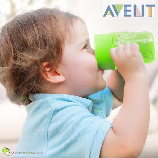 Taza de Crecimiento Antiderrame +12M Philips Avent, 260 ml [3]