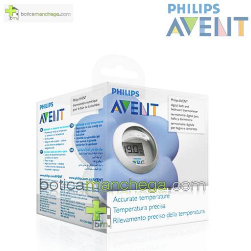 Philips Avent Termómetro Habitación y Baño [3]