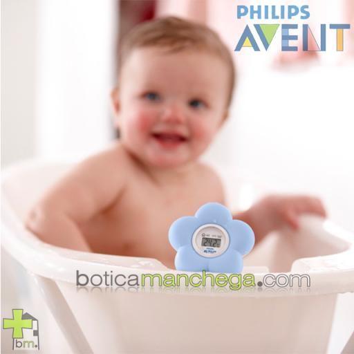 Philips Avent Termómetro Habitación y Baño [2]