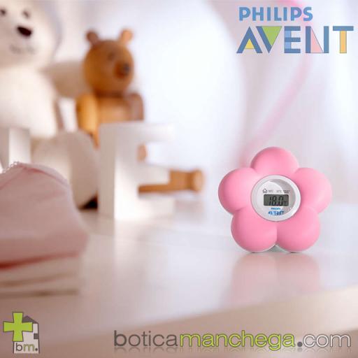Philips Avent Termómetro Habitación y Baño [1]