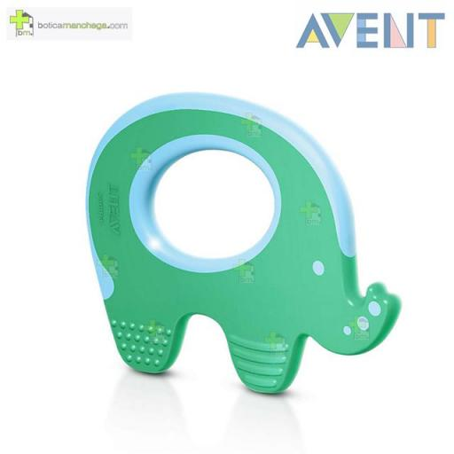 Mordedor Elefante +3M Philips Avent